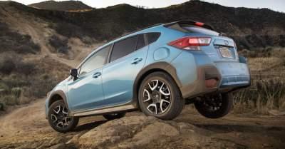 Subaru представила свою первую подзаряжаемую модель