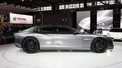 Lamborghini готовит к выпуску новый четырехдверный спорткар