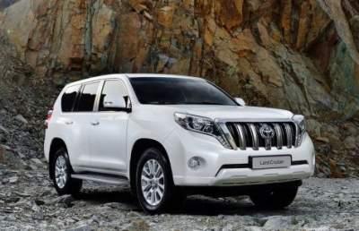 В Сети назвали недостатки Toyota Land Cruiser Prado