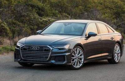 Audi провела тест-драйв с подарками для водителей