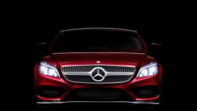 Машины Mercedes получат