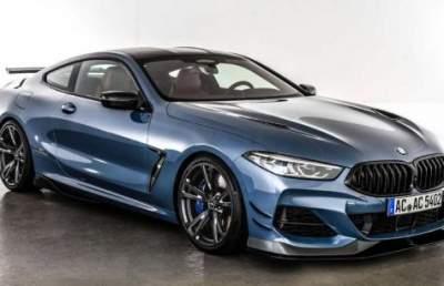BMW 8-Sires прошел через тюнинг
