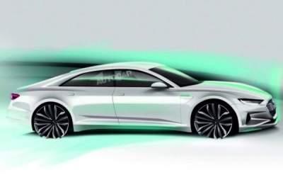 Audi представит новый электромобиль