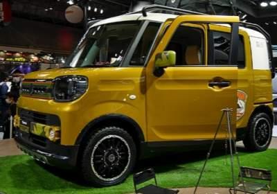 Suzuki анонсировала маленький
