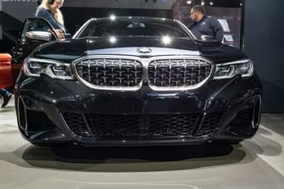 BMW представила мощную