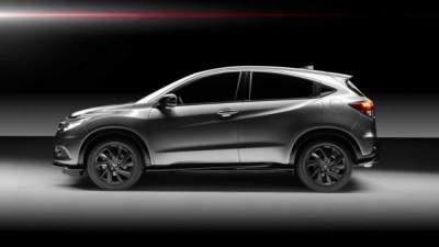 Honda презентовала новый спортивный кроссовер