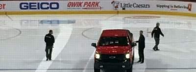 Попытка Chevrolet прорекламировать авто на льду закончилась провалом