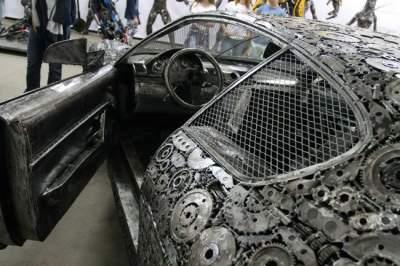 В Германии представили необычный Porsche GT3 RS