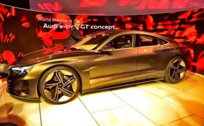 Audi продемонстрировала