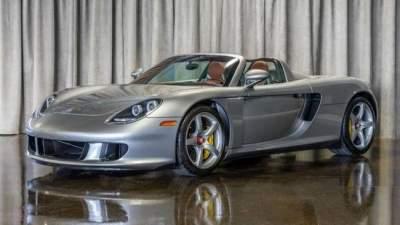 Porsche продает редкий суперкар с пробегом 111 километров