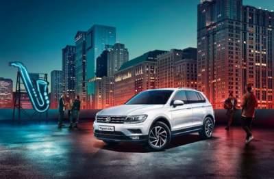 Volkswagen Tiguan лишился дизеля