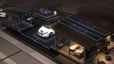 Nissan объединила авто и дом в одну систему