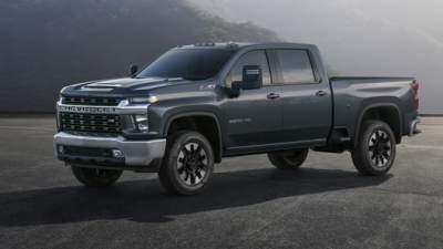 Chevrolet готовит «самый продвинутый пикап»