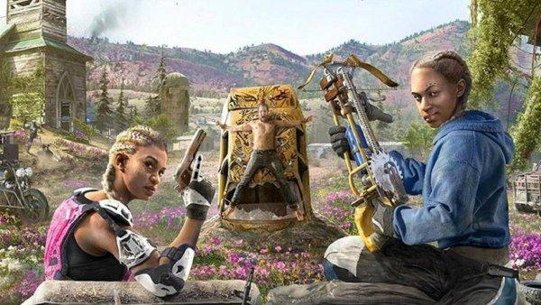 Раскрыты подробности игры Far Cry New Dawn