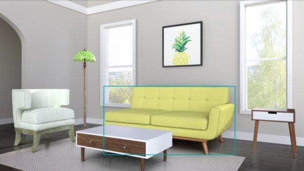 У Amazon появился свой виртуальный мебельный шоурум