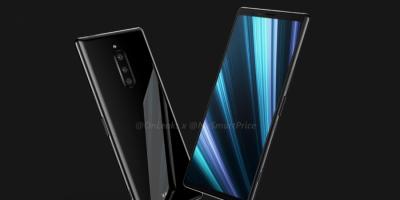 Смартфон Sony Xperia XZ4 получит камеру разрешением 52 Мп