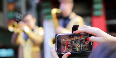 По всему миру падают продажи смартфонов