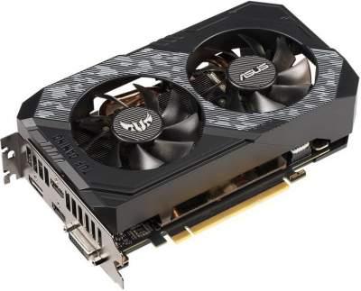 ASUS представила видеокарты GeForce RTX 2060 TUF Gaming