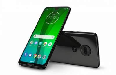 Motorola показала серию смартфонов-бюджетников G7