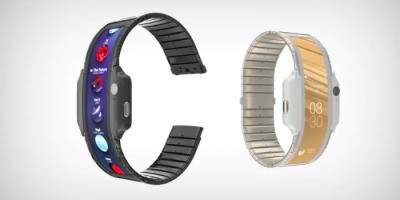 На MWC 2019 покажут гибкий смартфон-браслет