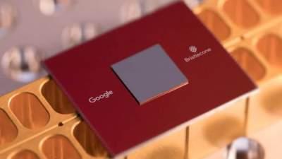 Google решительно настроена создавать собственные процессоры