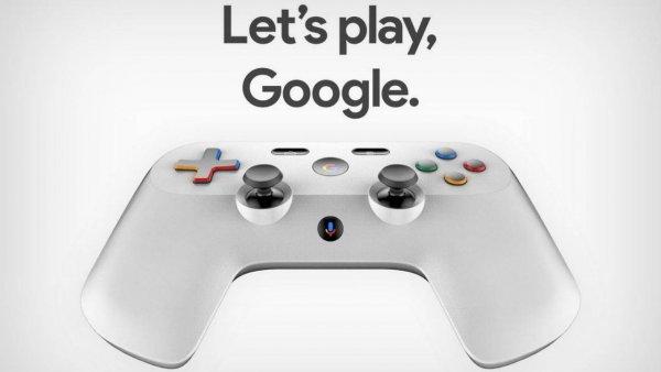 Геймпад от Google: Компания планирует выпустить уникальный контроллер