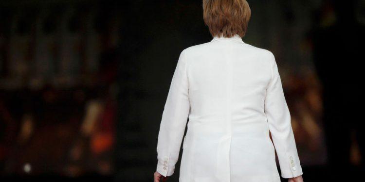 Меркель решила удалиться из фейсбука