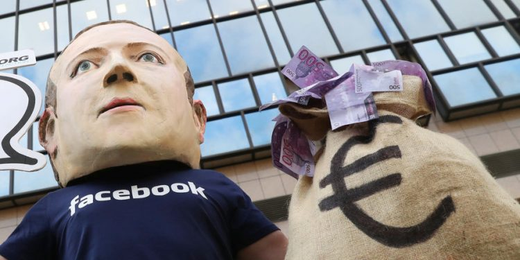 Facebook примет допмеры для предотвращения вмешательства в выборы на Украине